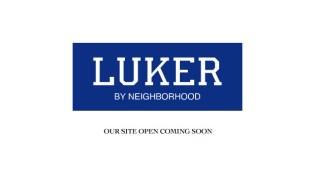 LUKER by Neighborhood Website Preview