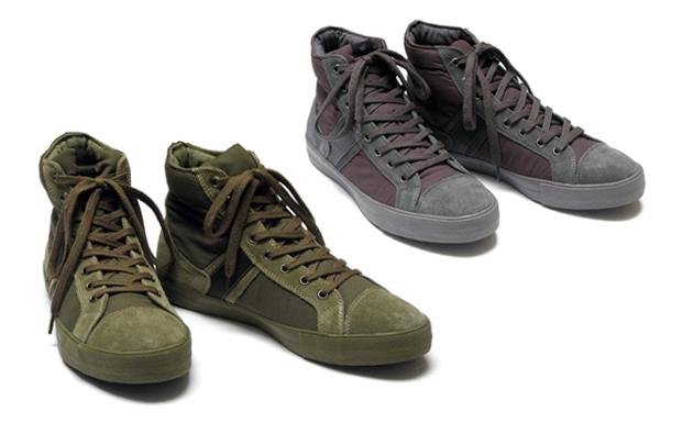 maharishi 2009 Fall/Winter Soft Hitop Shoe