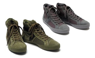 maharishi 2009 Fall/Winter Soft Hitop Shoe