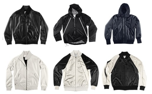Marc Newson for G-Star Raw Jacket Collection