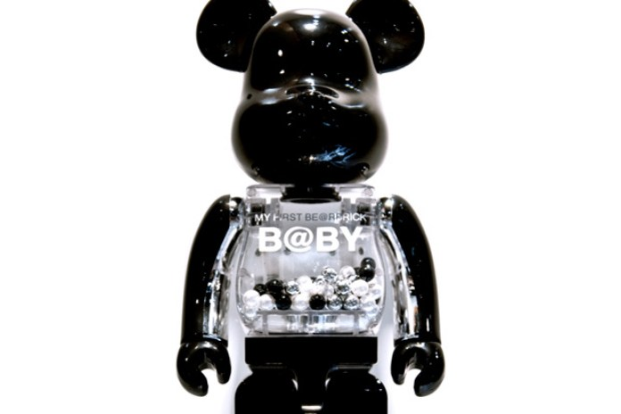 "MEDICOM TOY Bearbrick ""My First Bearbrick Baby"""