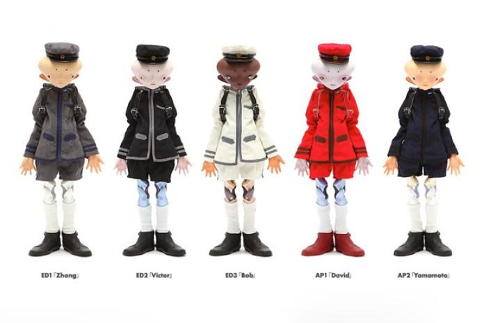 """Medicom Toy x Takashi Murakami """"Inochi"""" Figure"""