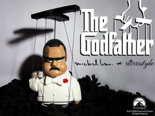 "Michael Lau x MINDstyle ""The Godfather"" Version 2.0"