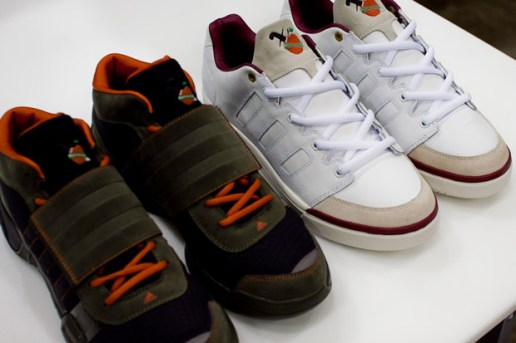 Mighty Healthy x adidas Performance Street Jam / Lux Preview
