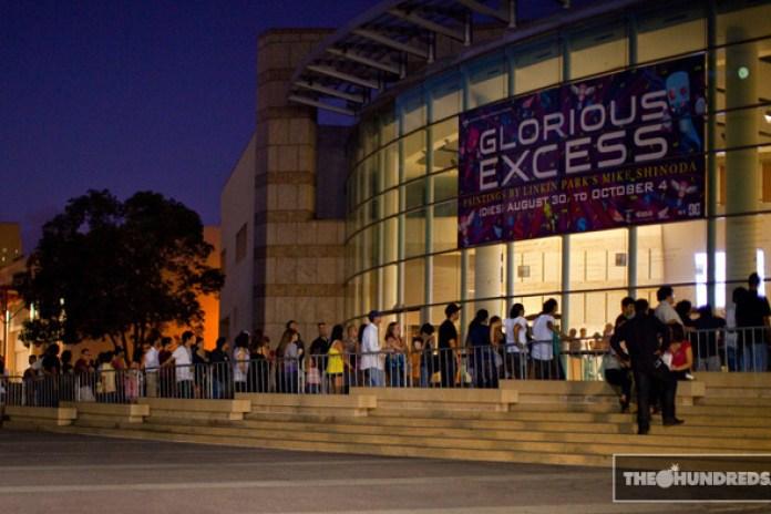 Mike Shinoda | Glorious Excess (Dies) Exhibition Recap