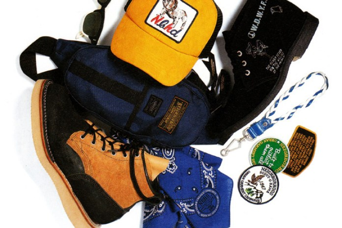 "NEIGHBORHOOD 2009 Fall/Winter ""W.D.W.Y.F.W."" Footwear & Accessories"