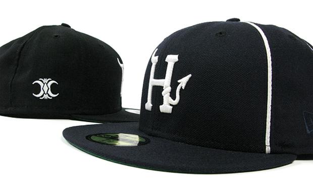 NEXUSVII for HUF New Era & T-Shirt