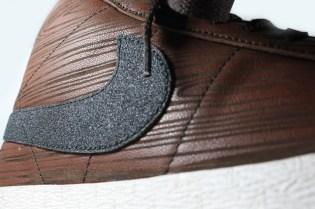 Nike SB 7-Ply Blazer Customs by Brad Douglas