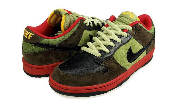 "Nike SB Dunk Low ""Asparagus"""
