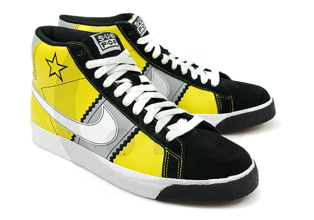 Nike SB Blazer Elite x Sub Pop Records