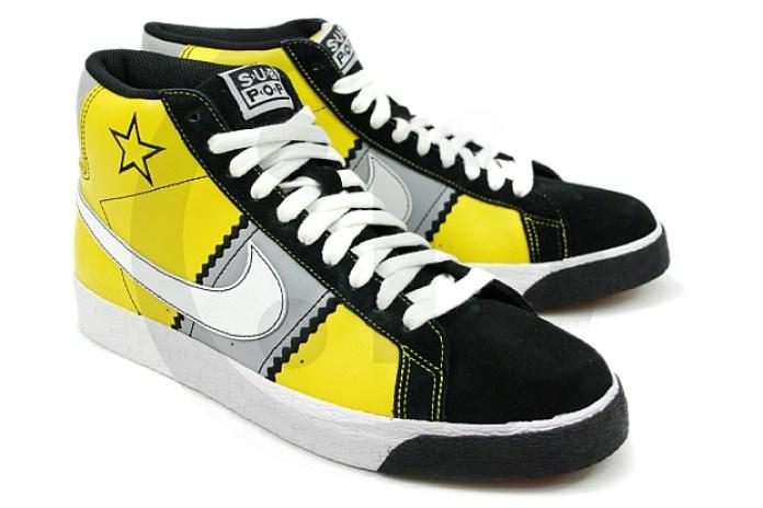 Nike SB Blazer Elite x Sub Pop Records