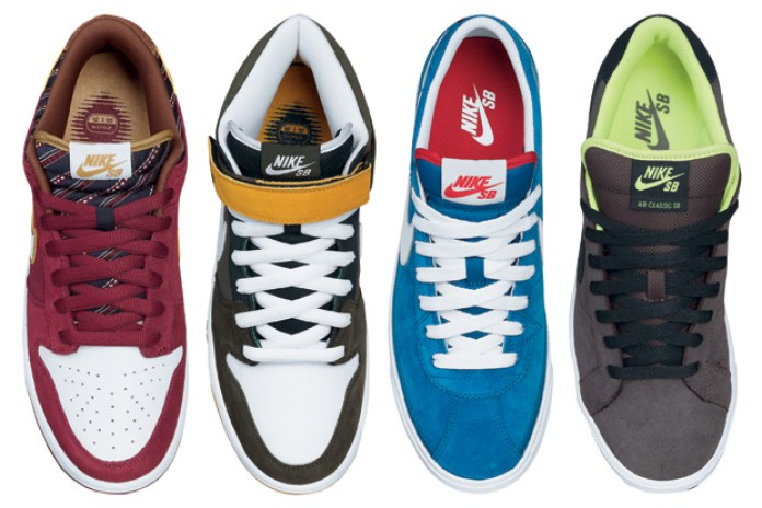 Nike SB 2009 August Releases