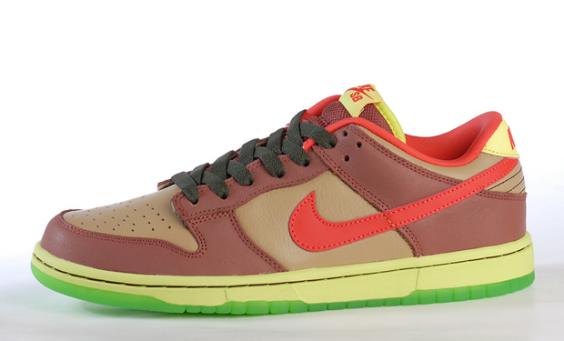 "Nike SB ""Toxic Sea Robin"" Dunk Low"