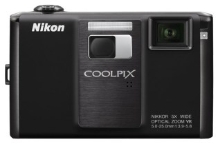 Nikon Coolpix S1000pj Camera
