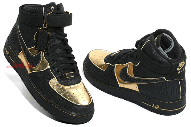 Nitro Microphone Underground x Nike Sportswear Air Force 1