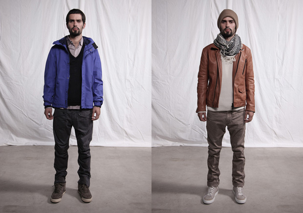 nonnative 2009 Fall/Winter Collection Lookbook