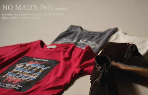"Nonnative 2009 Fall/Winter ""Nomad's Inn"" Collection Preview"