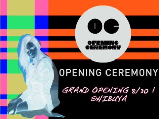 Opening Ceremony Shibuya Pop-Up Store