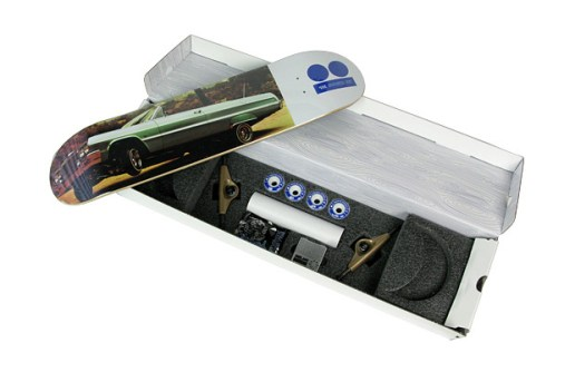 Nike SB x Plan B Paul Rodriguez Skateboard Package