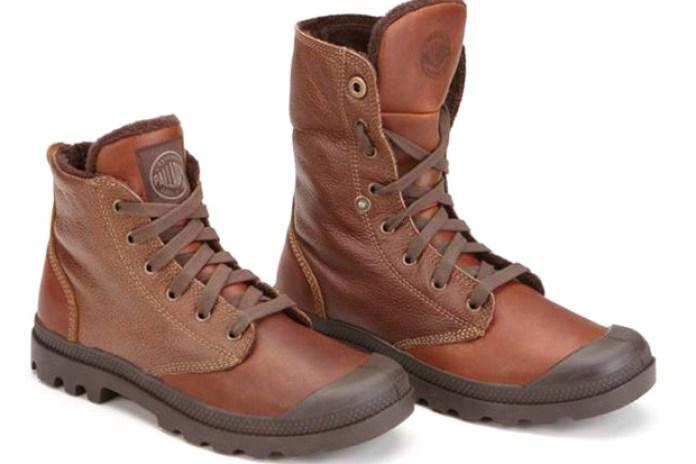 Palladium Footwear 2009 Winter Preview