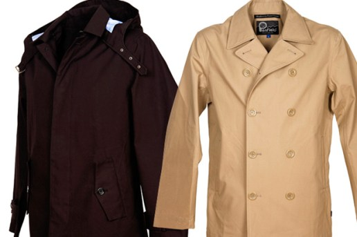 Penfield Anoka & Peacoat