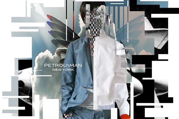PETROU\MAN 2010 Spring/Summer Collection Lookbook