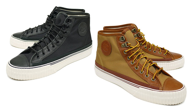 PF Flyers Center Hi Ballistic Nylon