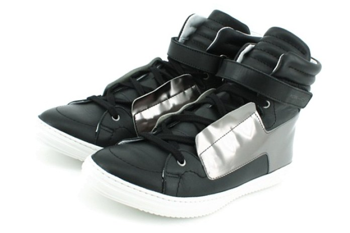 Pierre Hardy 2009 Fall/Winter Leather Hi Top Sneaker