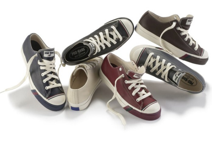 Pro-Keds Royal Lo Premium Leather