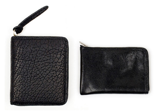 Property Of... Leather Wallets