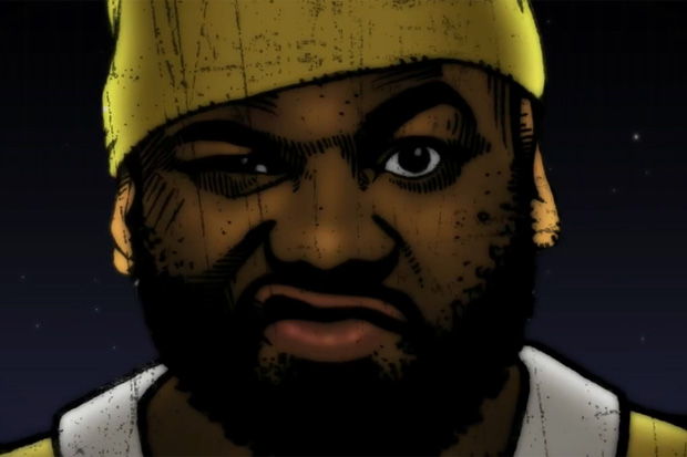 Raekwon feat. Inspectah Deck, GZA, Ghostface Killah & Method Man - House of Flying Daggers (Video)