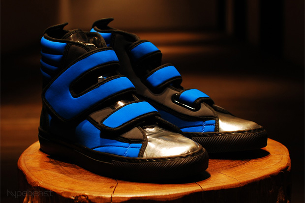 Raf Simons 2009 Fall/Winter Footwear Collection