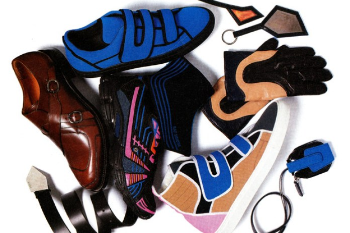 Raf Simons 2009 Fall/Winter Sneakers & Accessories