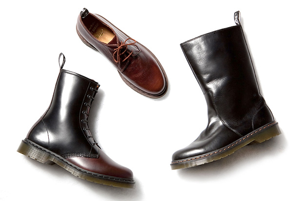 Raf Simons for Dr. Martens 2009 Fall/Winter Collection