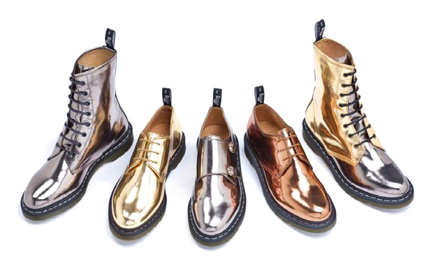 Raf Simons for Dr. Martens 2009 Fall Collection