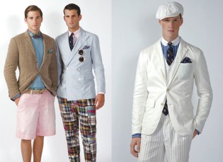 Ralph Lauren Purple Label / Black Label / Polo 2010 Spring/Summer Preview