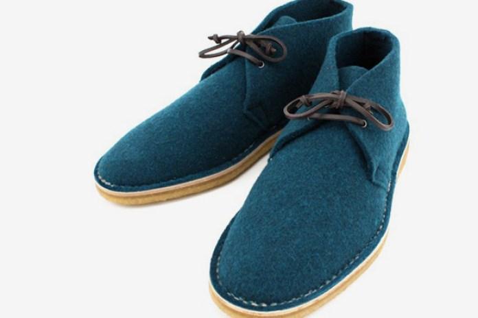 Raparo Felt Desert Boots