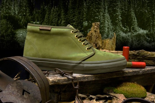 Realtree x Bodega x Vans Chukka Boot Preview