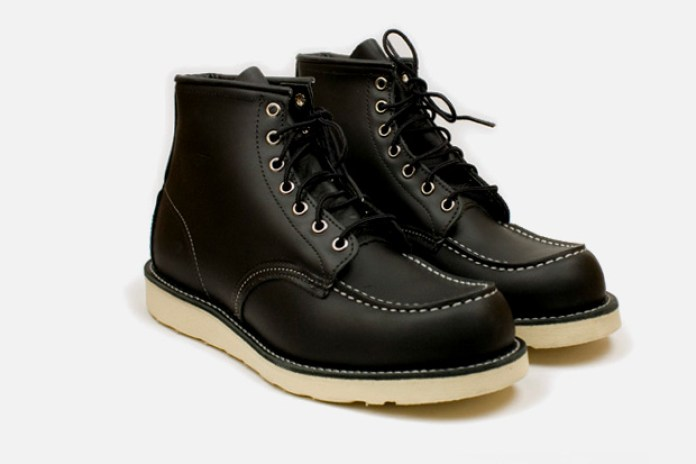Red Wing 8130 Classic Mod Boot