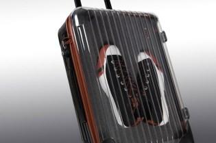 Rimowa x Solebox x Pro-Keds Sneaker & Trolley Release