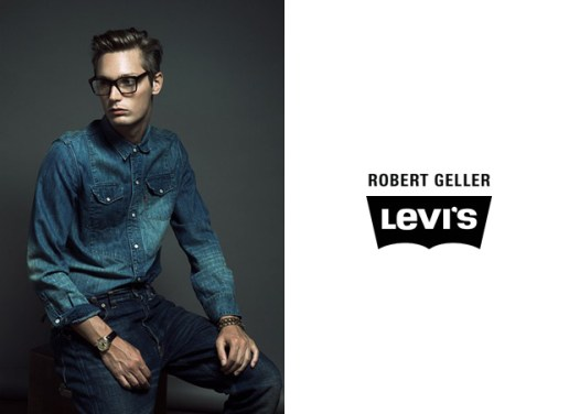 Robert Geller x Levi's 2009 Fall/Winter Collection