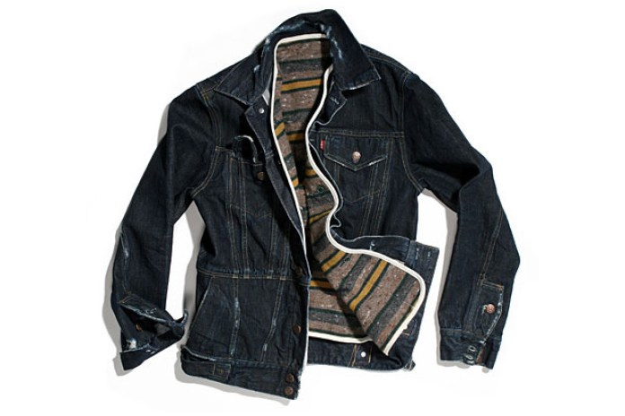 Robert Geller for Levi's Collection Preview