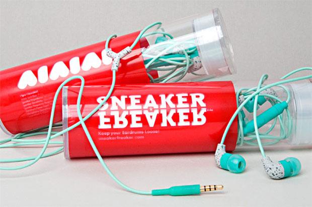 Sneaker Freaker x AIAIAI Earbuds