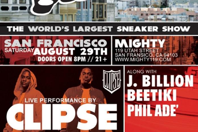 Sneaker Pimps 2009 San Francisco