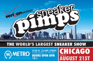 Sneaker Pimps 2009 Chicago