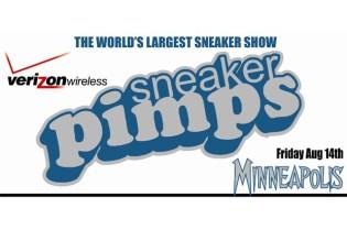 Sneaker Pimps 2009 Minneapolis