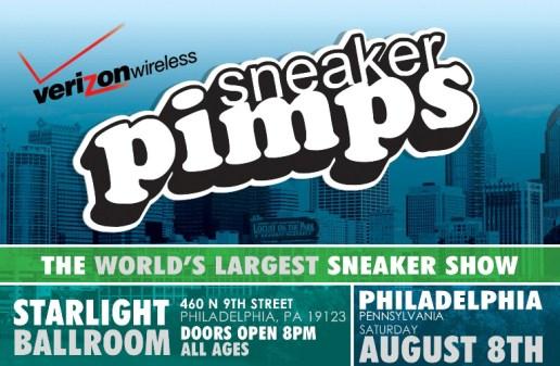 Sneaker Pimps 2009 Philadelphia