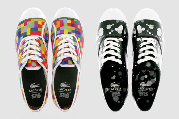 Sneakersnstuff x Jona Wiehager x Lacoste Rene Sneakers