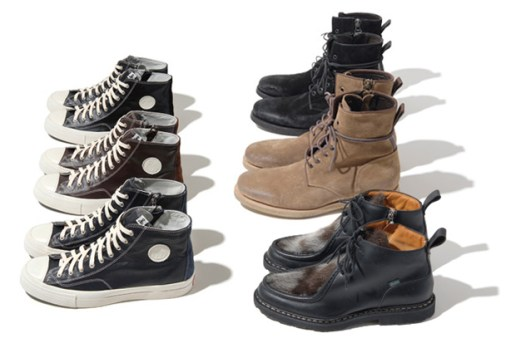 SOPHNET. 2009-2010 Fall/Winter Footwear