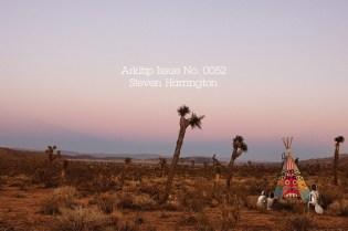 Steve Harrington x Arkitip Issue No. 0052